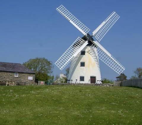 Melin Llynon Mill