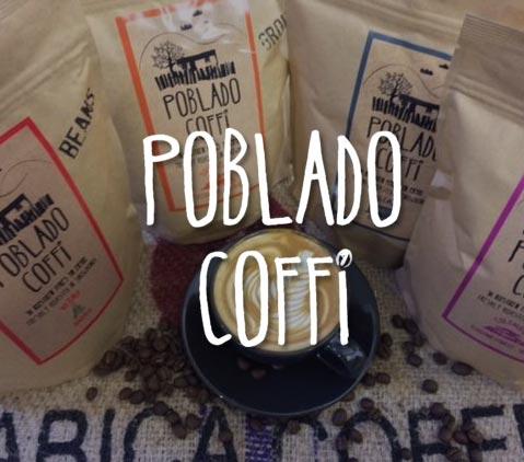 Poblado coffee
