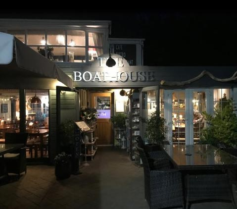 The Boat House Red Wharf